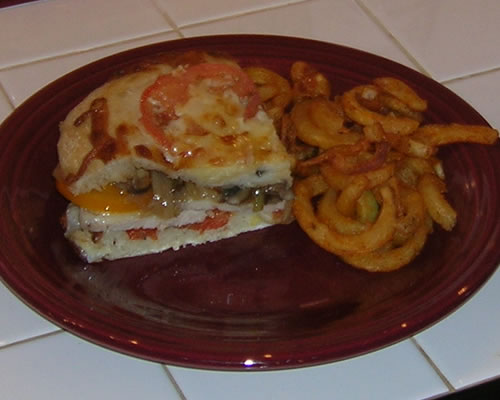 A Simple Sandwich