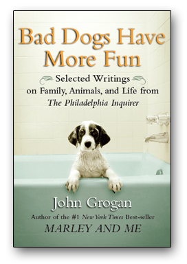 John Grogan and Shameless Self-Promotion