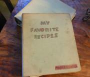 Mom's Cook Books