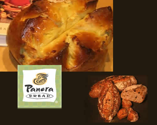 Easter Bread, Raisin Walnut Bread, Artisan Sesame Semolina Miche