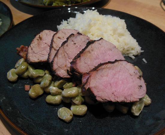 03-10-14-pork-tenderloin-and-fava-beans