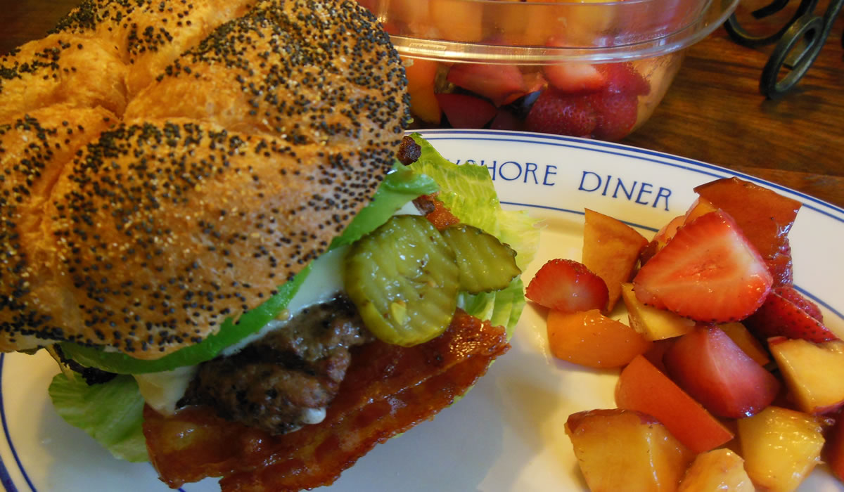 Birthday Burgers Gifts In The Mail