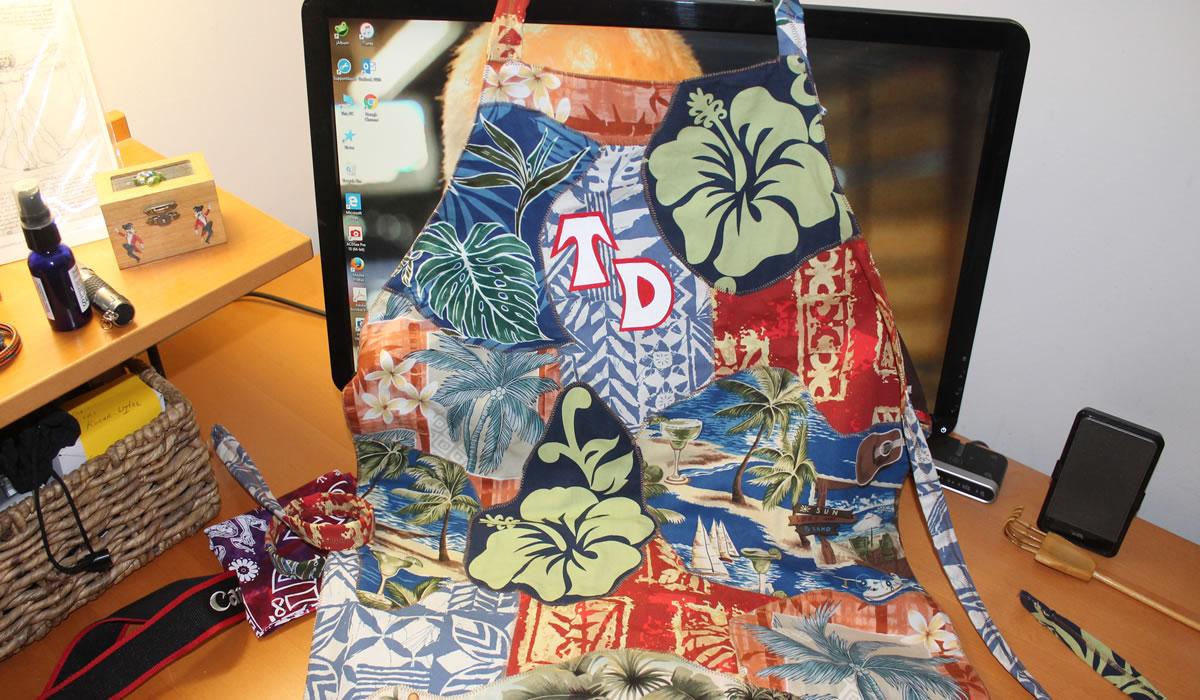 Trader Joe's apron