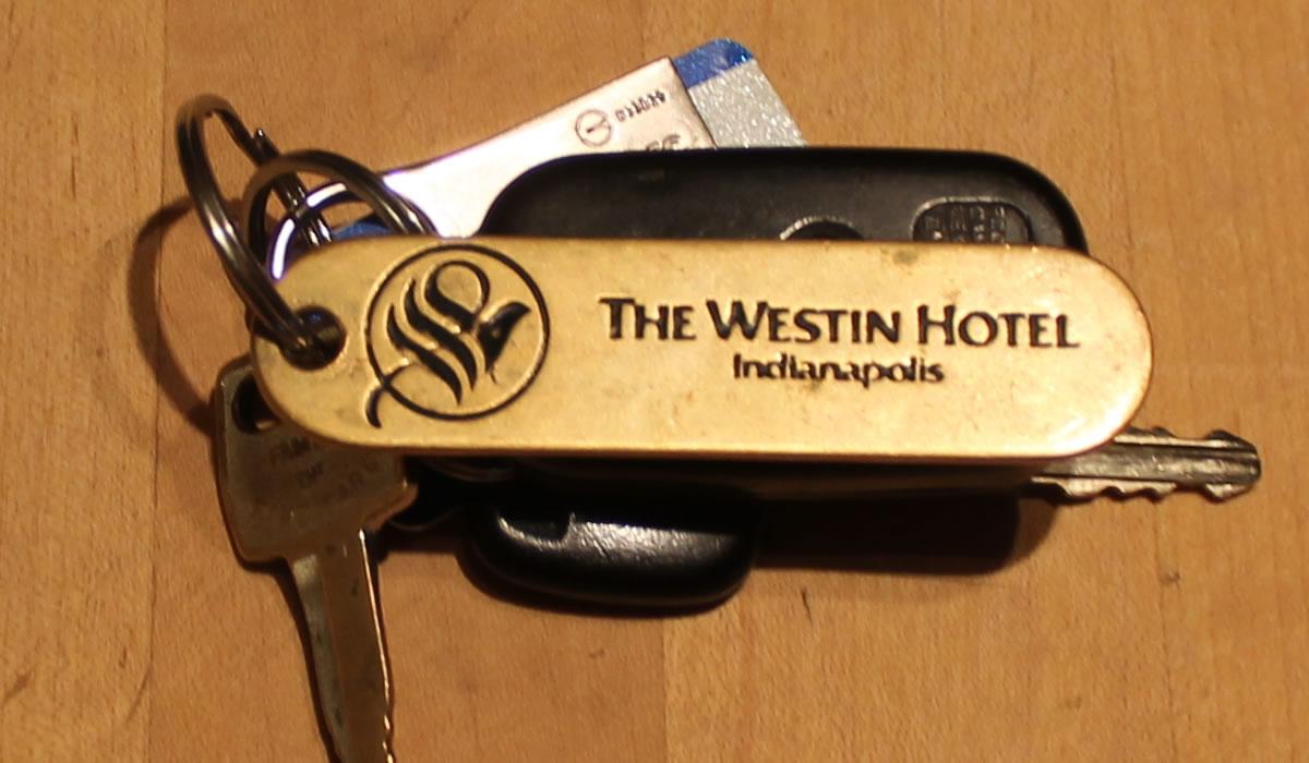 Westin Key Chain