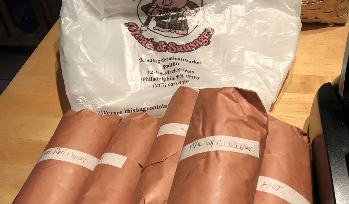 Martin's Sausage