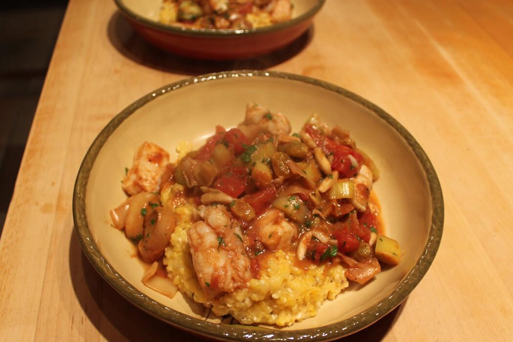 Moroccan Spiced Cod