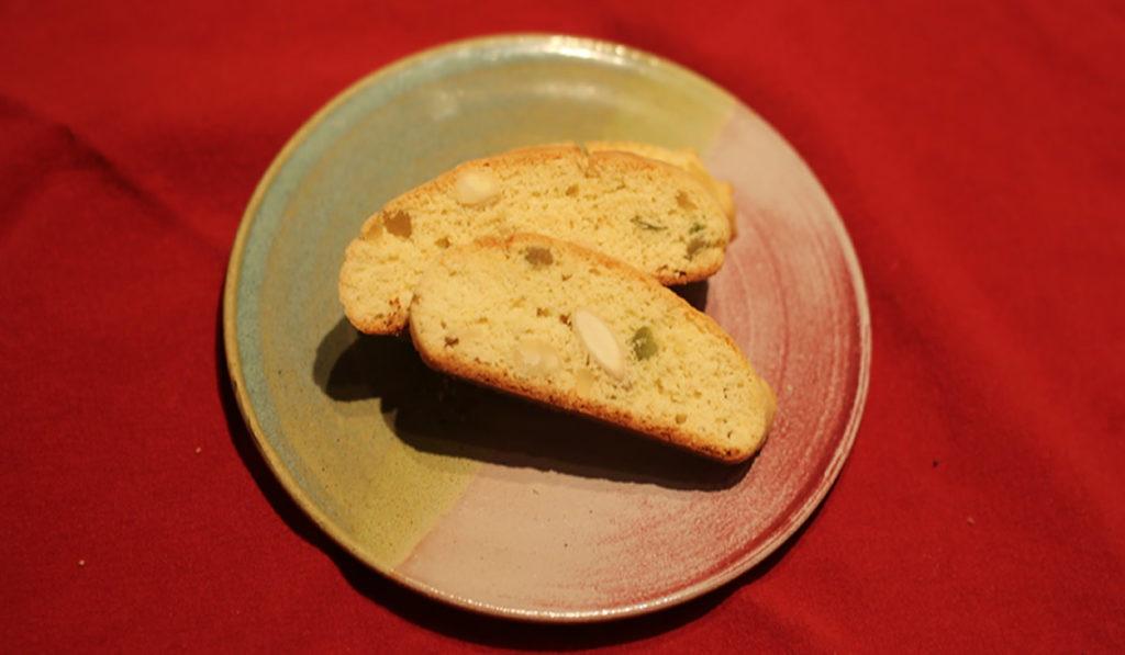 Citron Cedro Biscotti