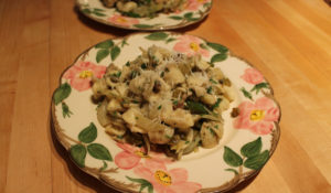 Orecchiette with Fennel and Tuna