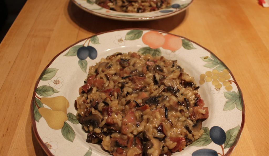Five Rice Risotto