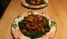 Chicken and Andouille