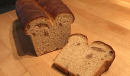 Whole Wheat Walnut Bread