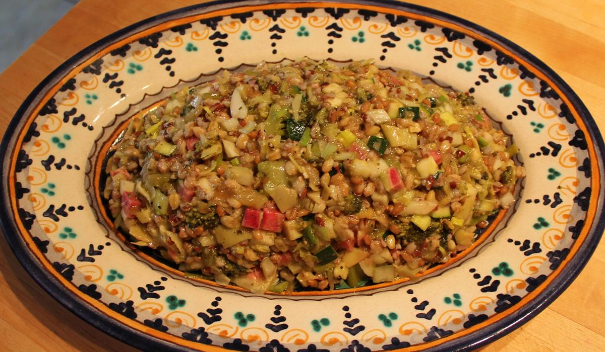 Rice and Grain Salad