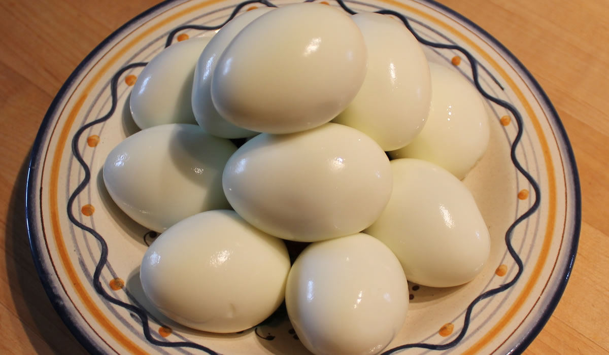 Hard Cooked eggs