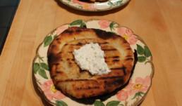 Spiced Lamb Pita