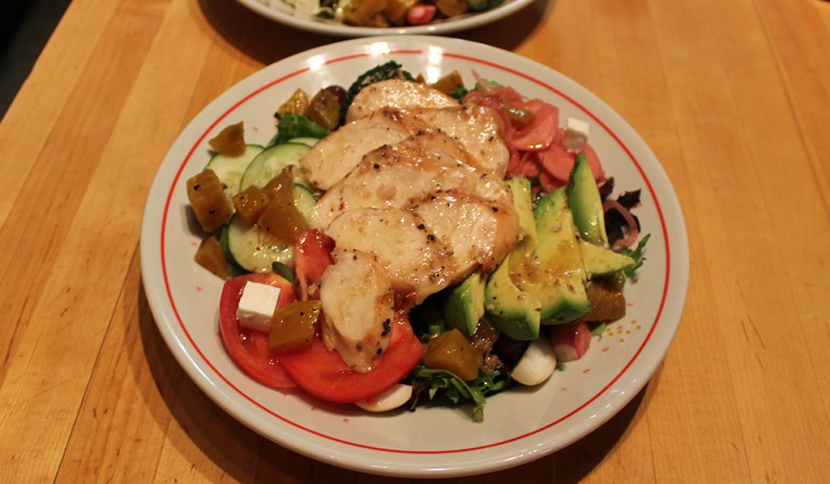 Double Barrel Salad Dressing