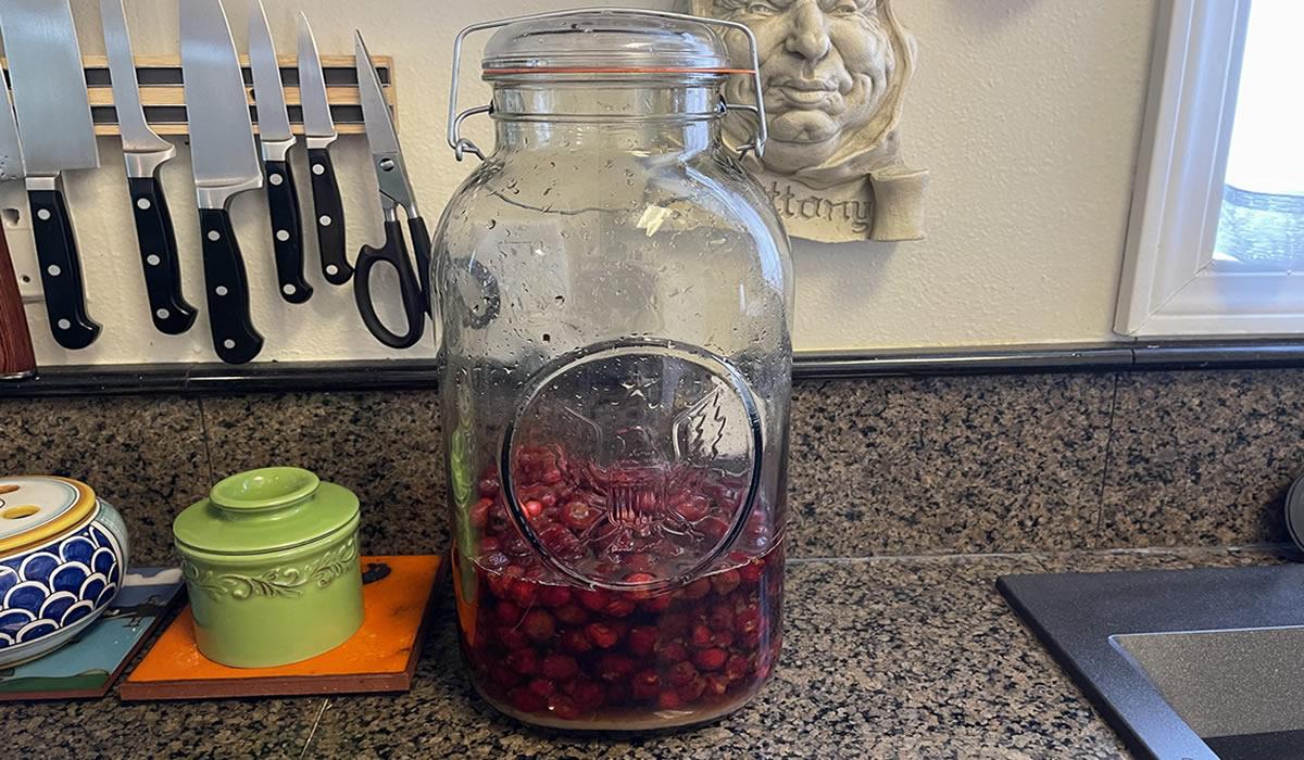 Italian Cherry Liqueur